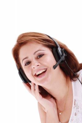 phone operator