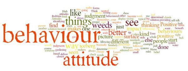 Attitude-and-Behaviour