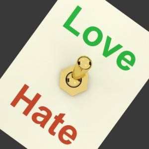 Love-vs-Hate