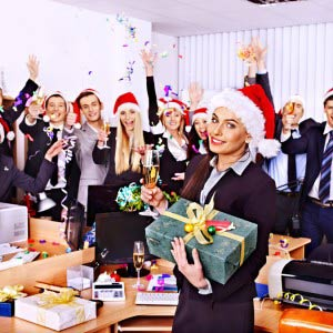 3 Unique Ideas For The Office Christmas Party