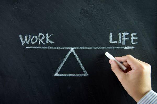 a work life balance