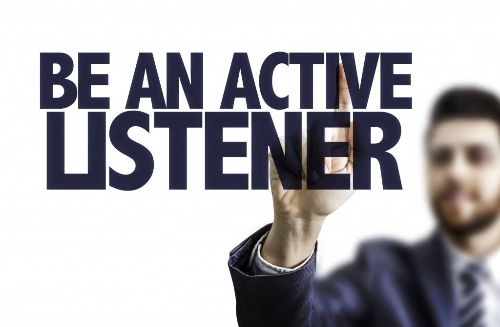 3 quick tips that will make you a more active listener