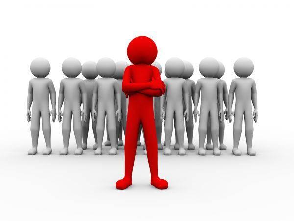 Successful Red Man Team