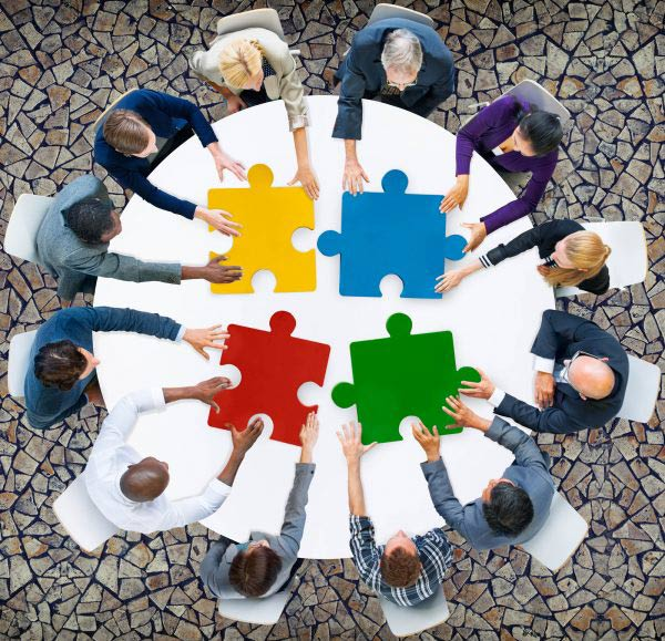 Business People Jigsaw Puzzle