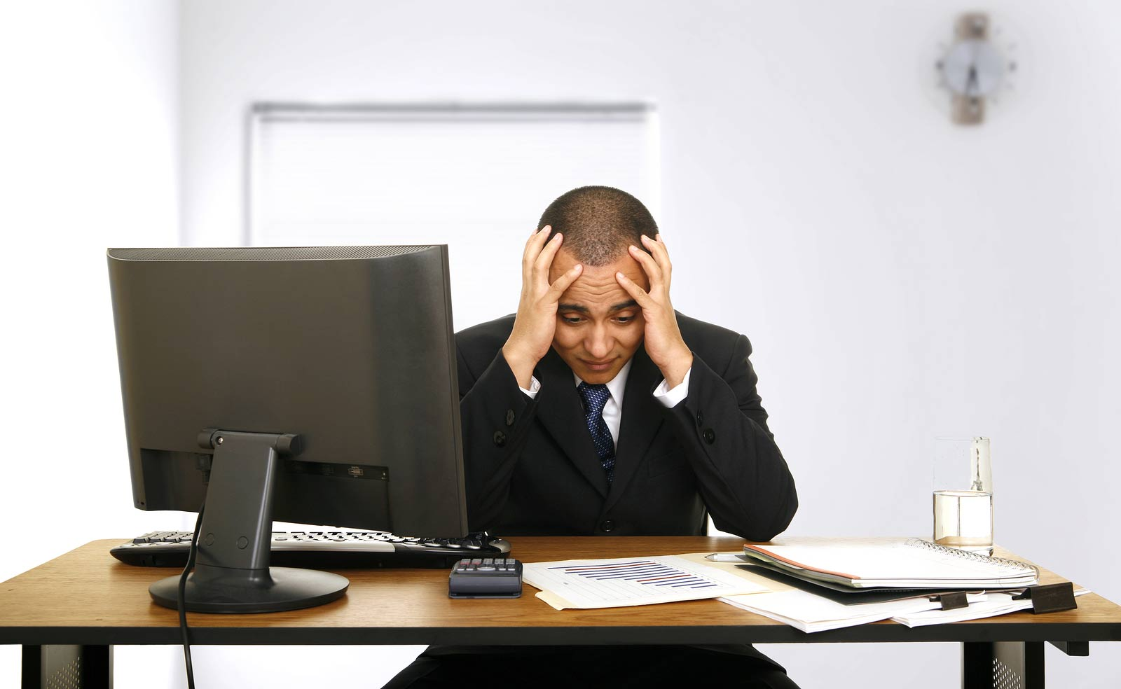 2 quick tips on leaving work related stress in the office