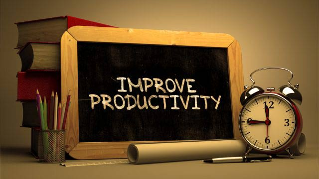 Improve Productivity Handwritt