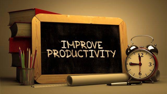 Improve Productivity Handwritt