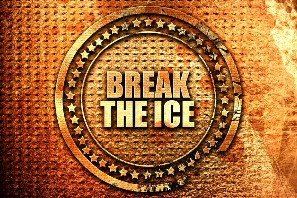 break the ice D rendering