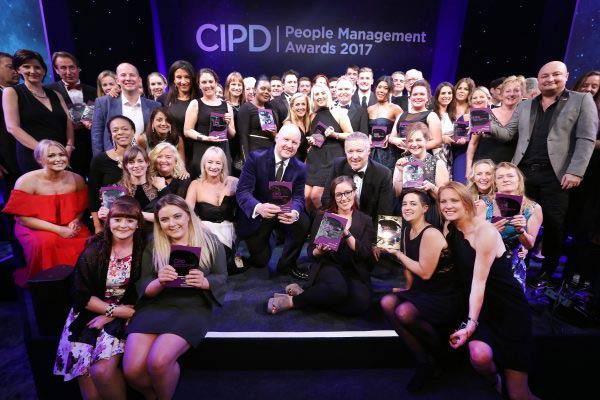 CIPD award group photo