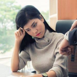 chineese woman thinking