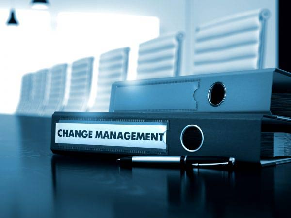 Folder on change management