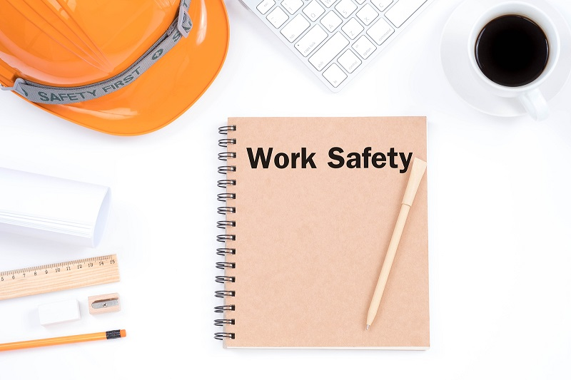 Work safety book