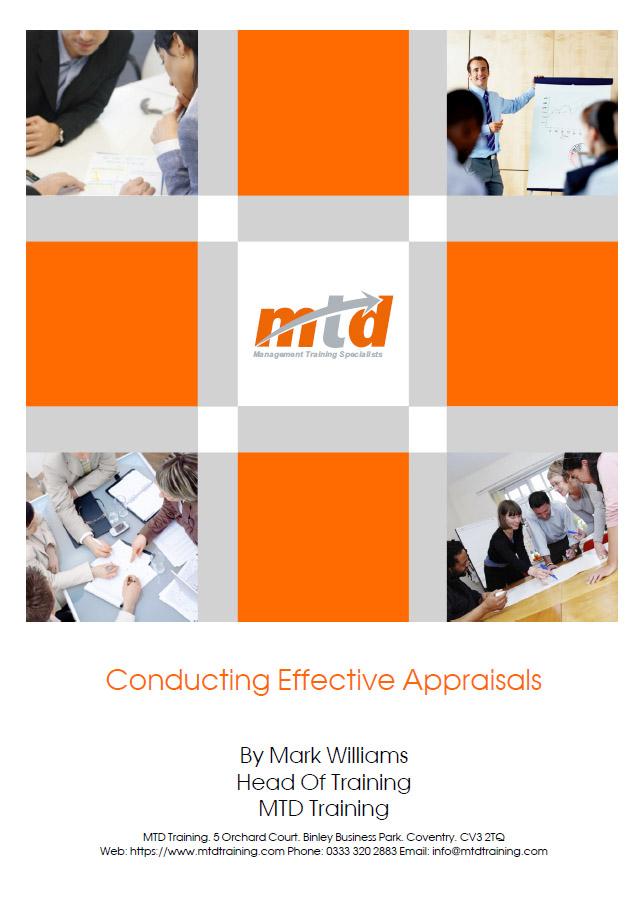 ConductingEffectiveAppraisals
