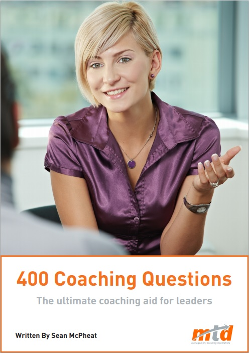 400 Coaching Questions For Managers