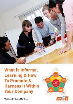 cover informal learning