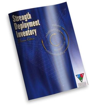Free online sdi personality test Strength Deployment