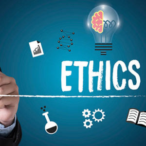 How can we define ethics in management?