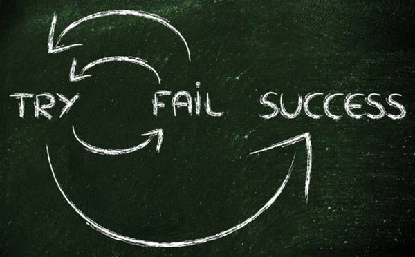 try fail success